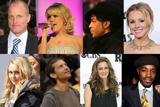 Famous Celebrities Who Are Vegetarians