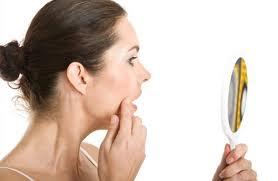 Pimple on face