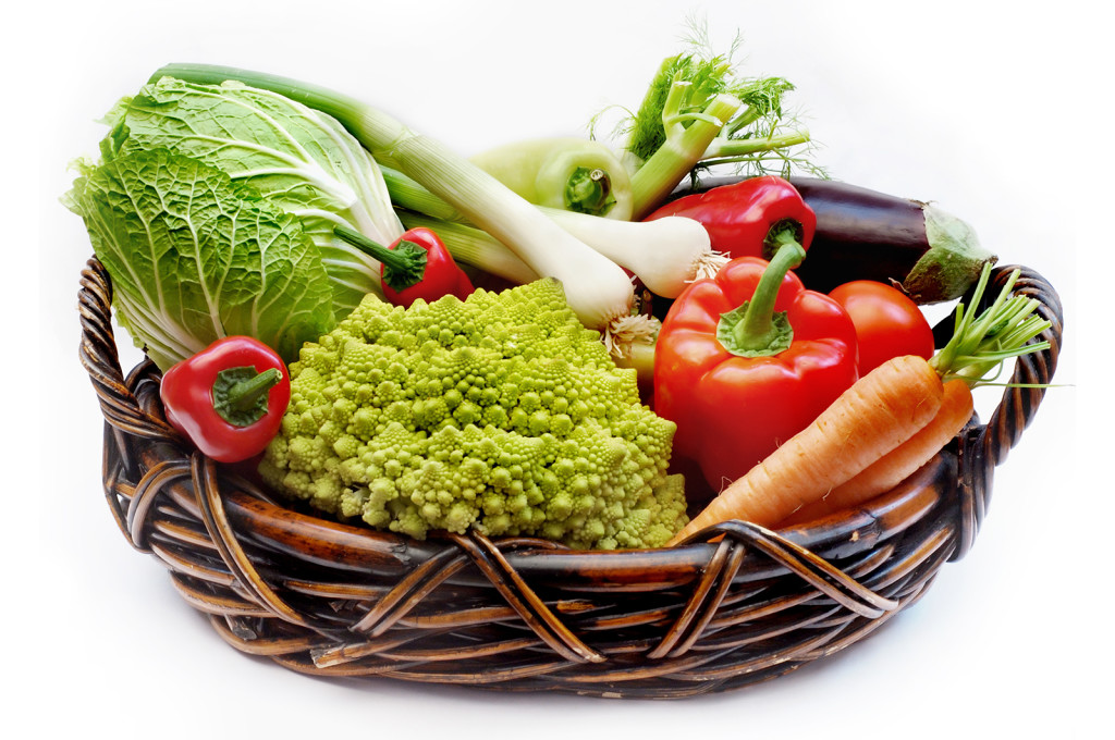 Vegetables Have High Amount of Protein