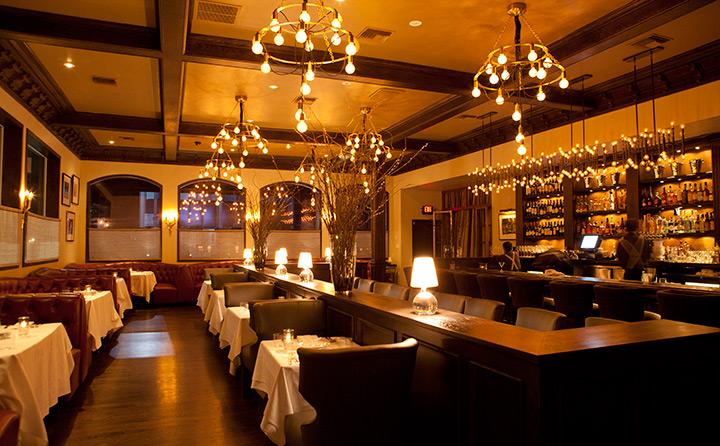 Cross Roads Kitchen Restaurant in Los Angeles