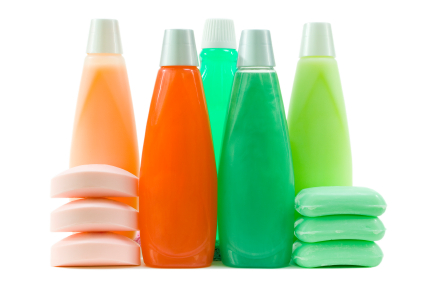 Soaps and Shampoo