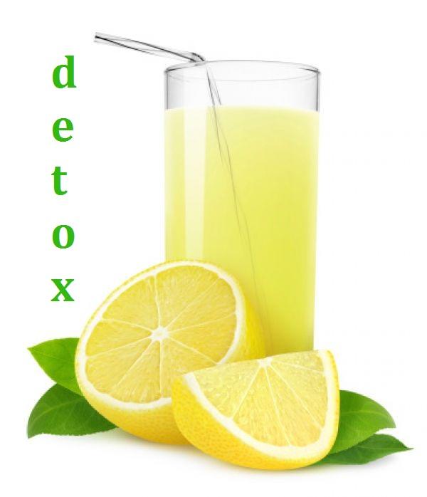 Lemon Detoxifies