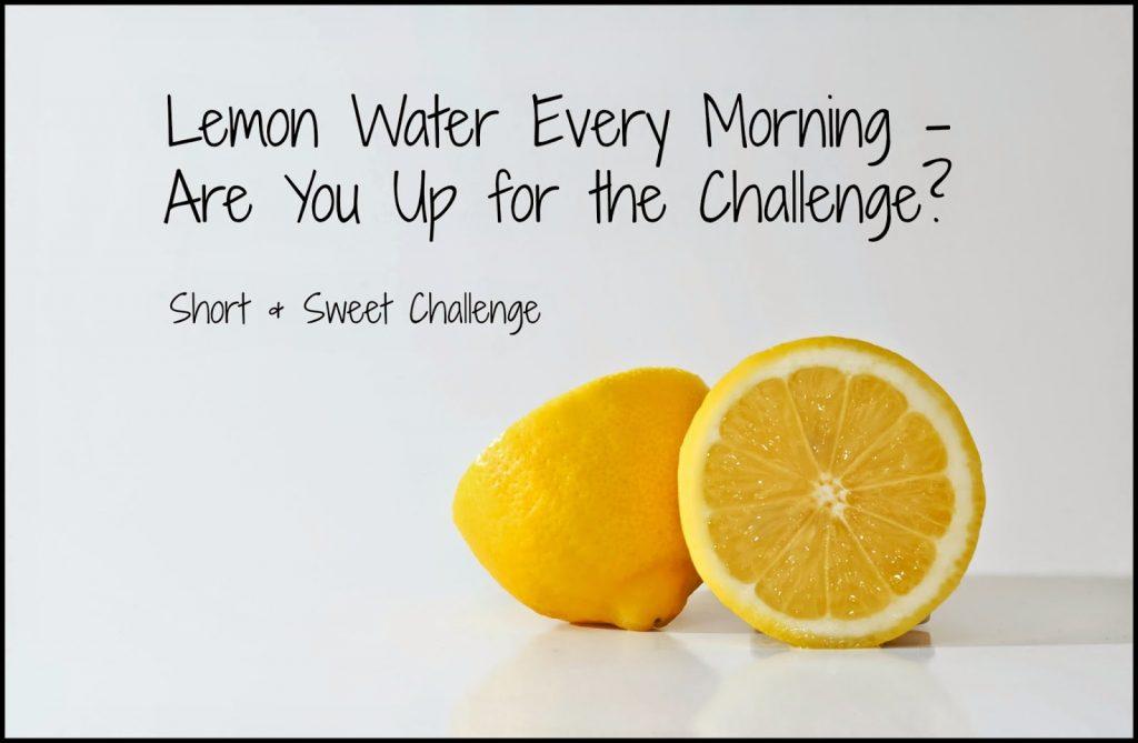 Lemon is an Alkaline-Producing Fruit