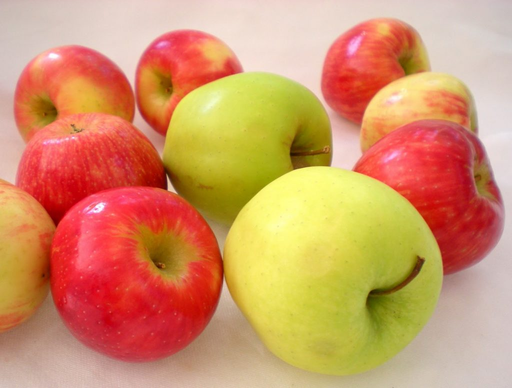 Are Apples A High Fiber Food