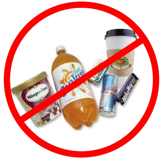 Avoid Triggering Foods and Drinks