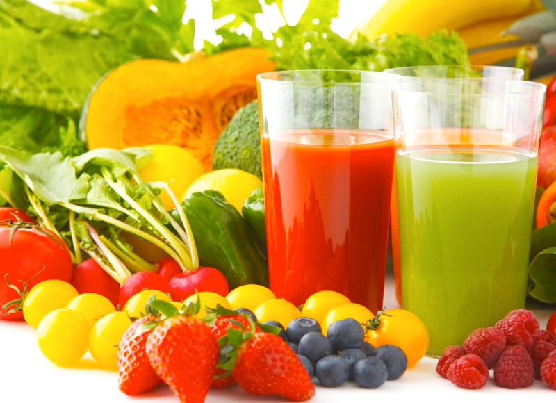 Fat Loss Juices