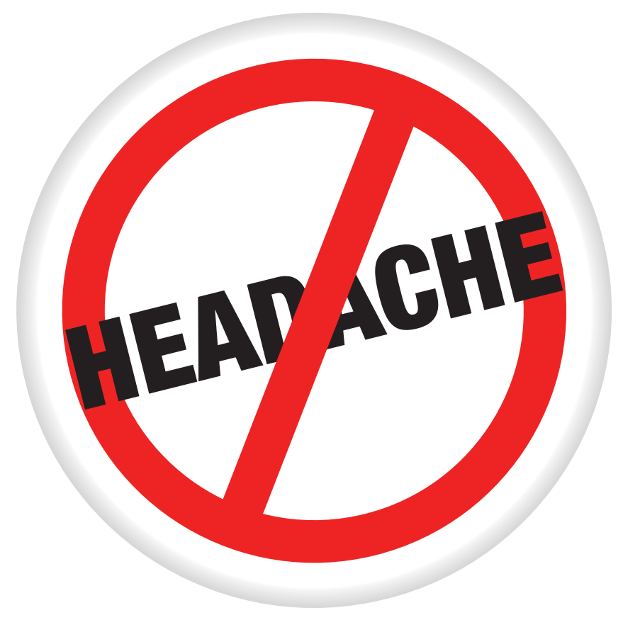No Headache