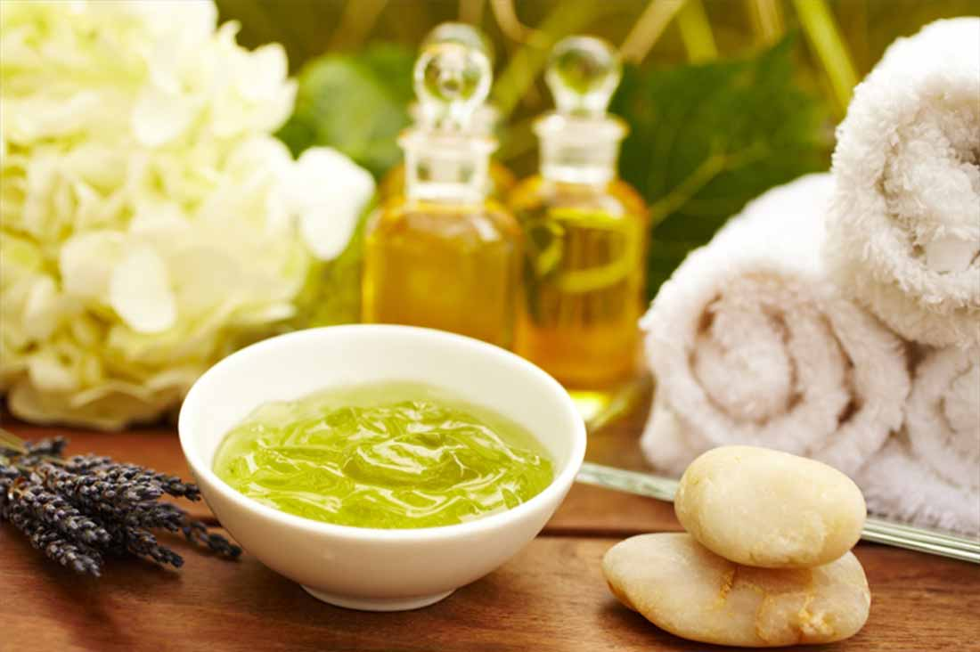 Natural Products To Help With Oily Skin