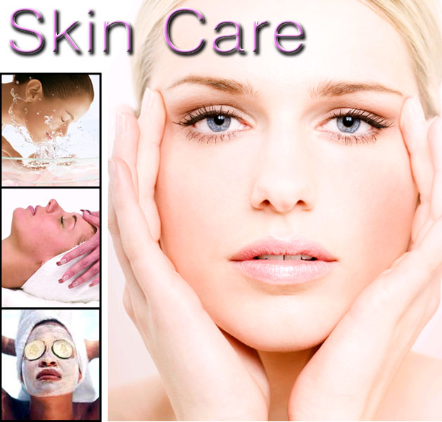 Long facial and skin correctly