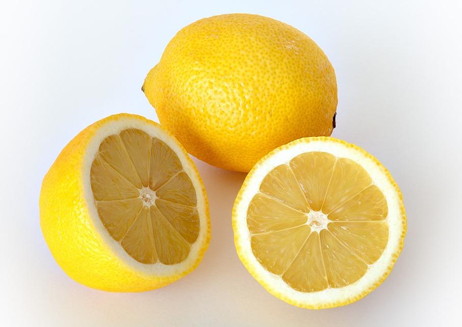 Apply Lemon Juice