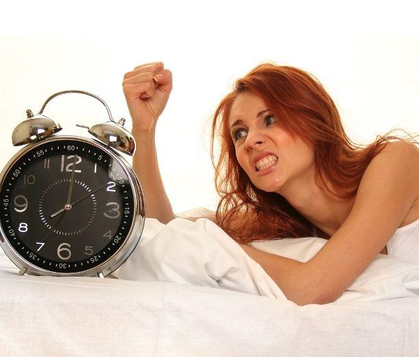 The Lack Of Enough Sleep