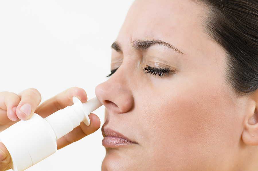 Use a Naturally-Made Nasal Spray