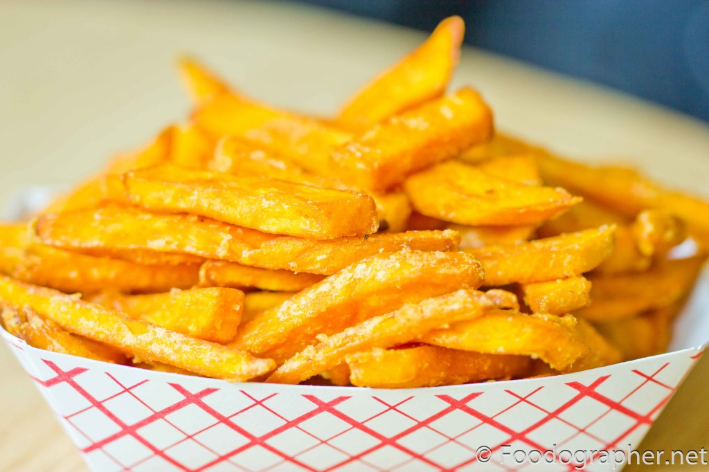 Homemade Potato Fries