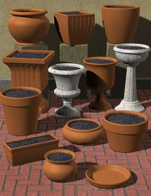 Potted-Plant-Container