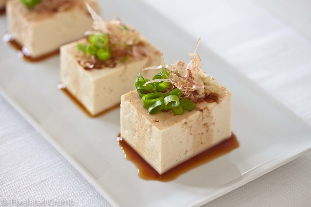 Japanese-cold-tofu