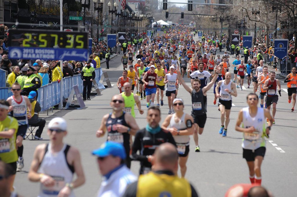 Marathon for charity