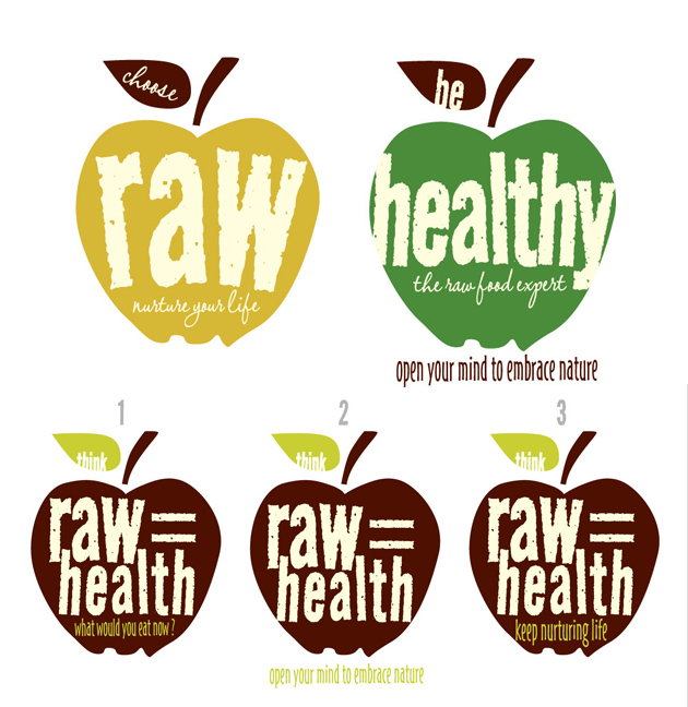 Raw-foods-apple-logo