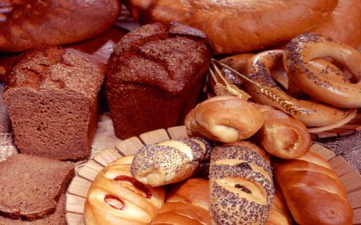 Breads and Other Pastries