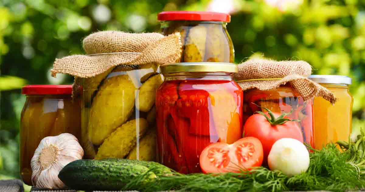 Fermented Food Healthy