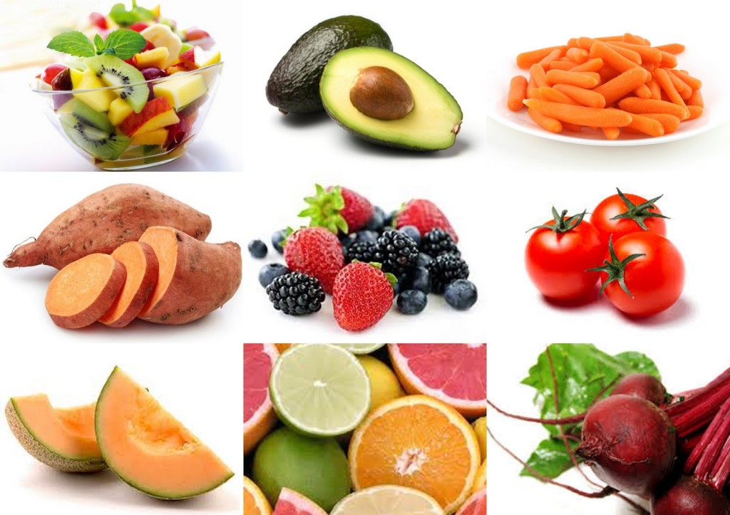 Foods with High Amount of Fat-Soluble Vitamins