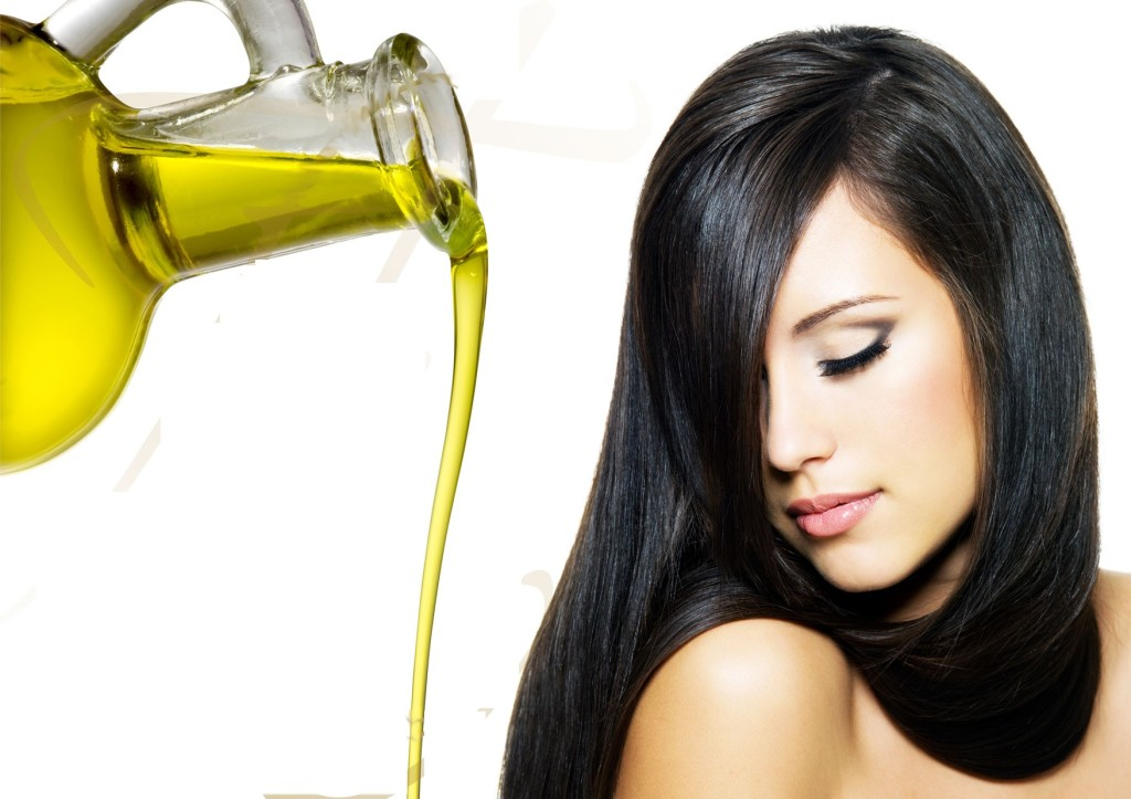 Hair-care-olive-oil