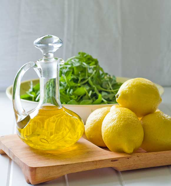 Lemon-infused-olive-oil