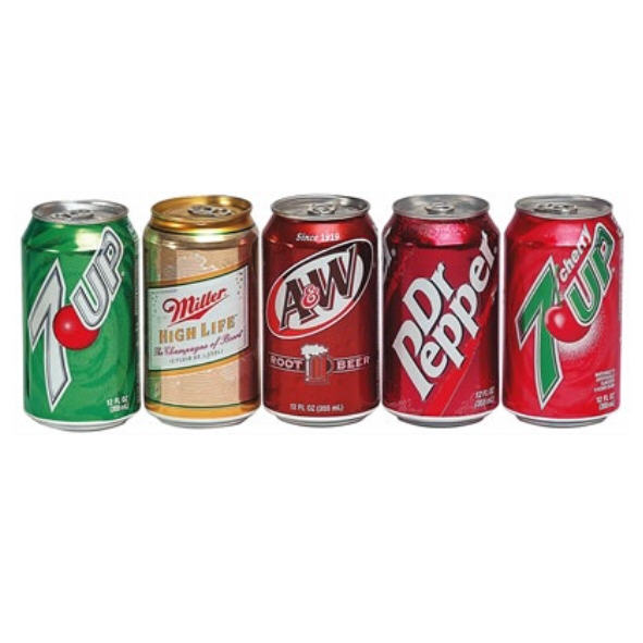 Sodas and Diet Drinks