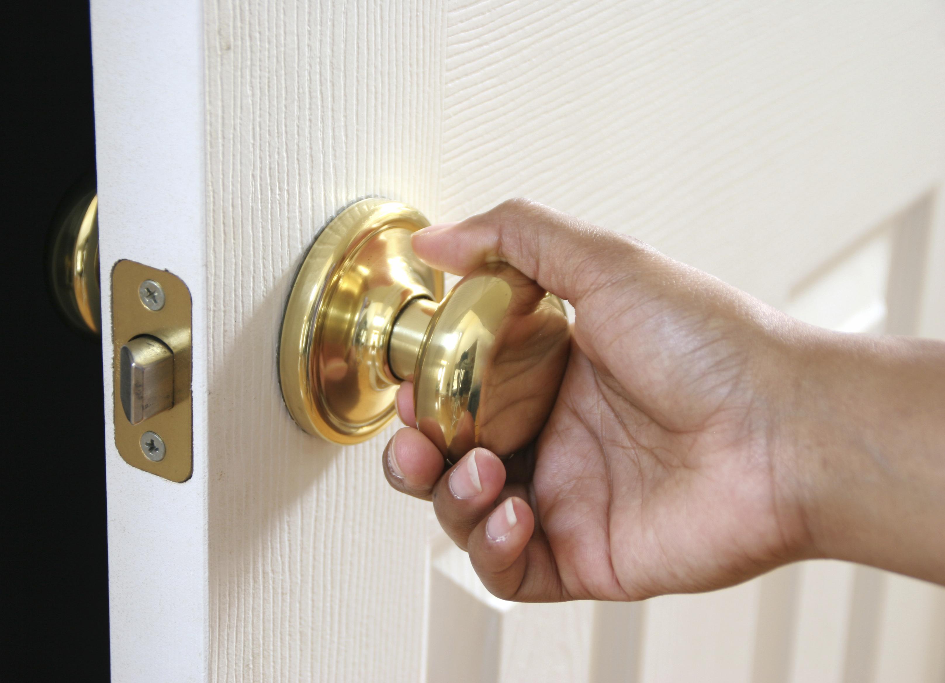 Squeaky Doorknob