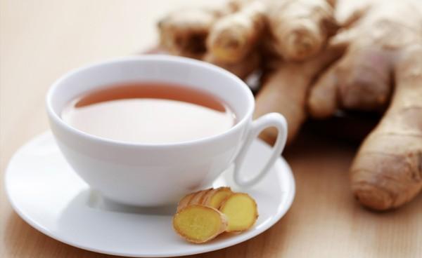 Drink Ginger Tea