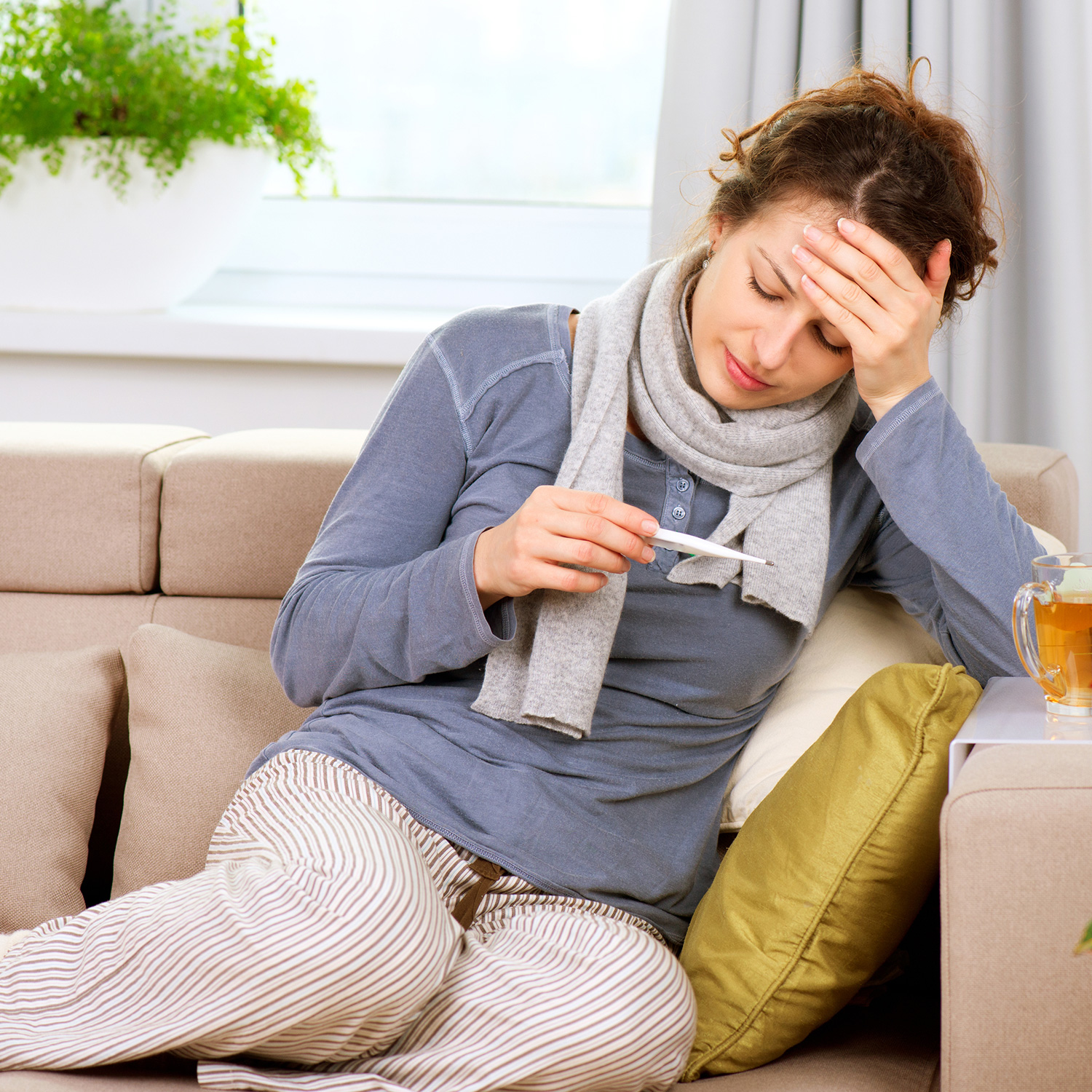 Cure Cold Fever Naturally