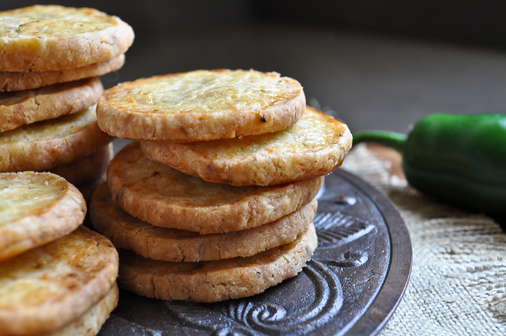 Asian Spice Crackers