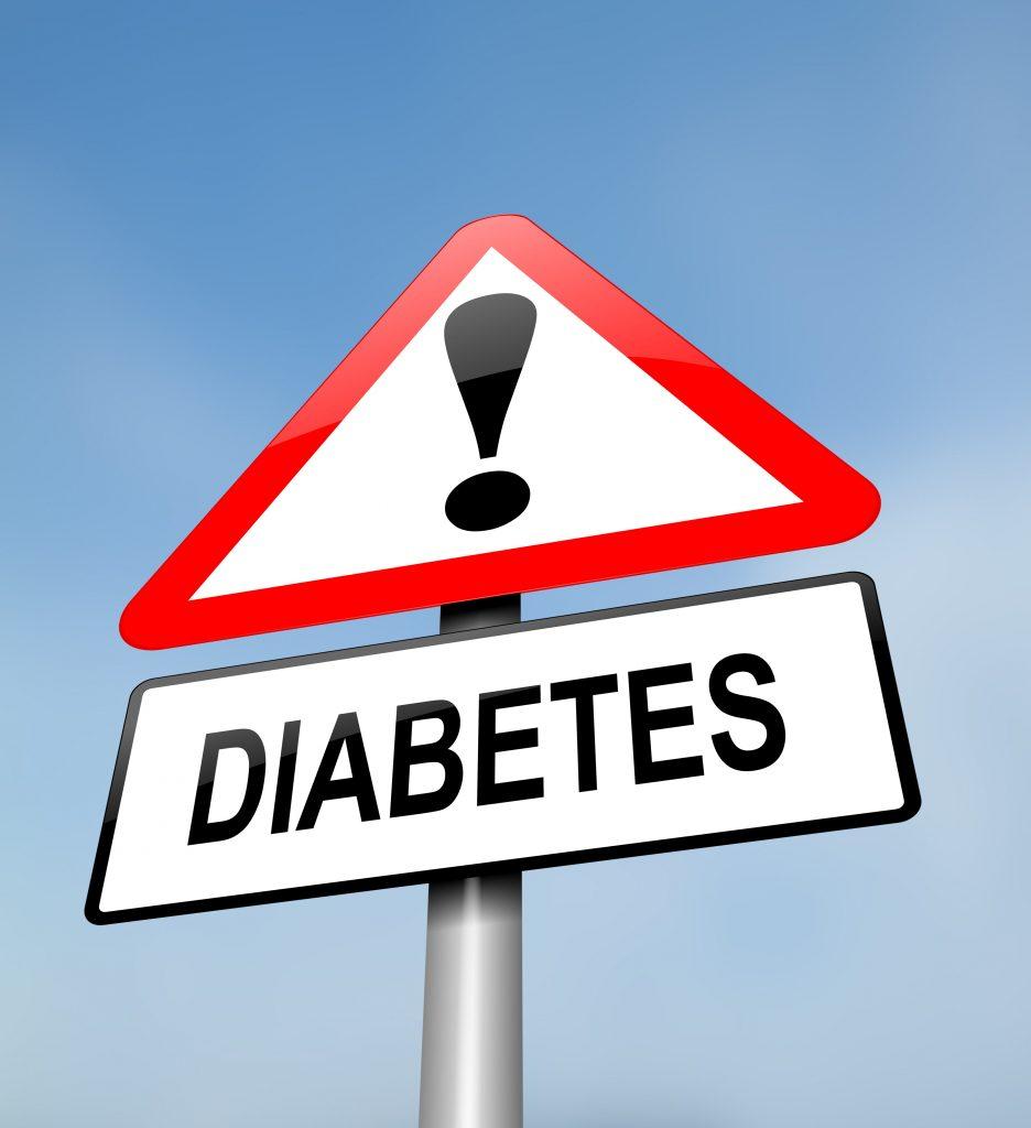 Diabetes warning