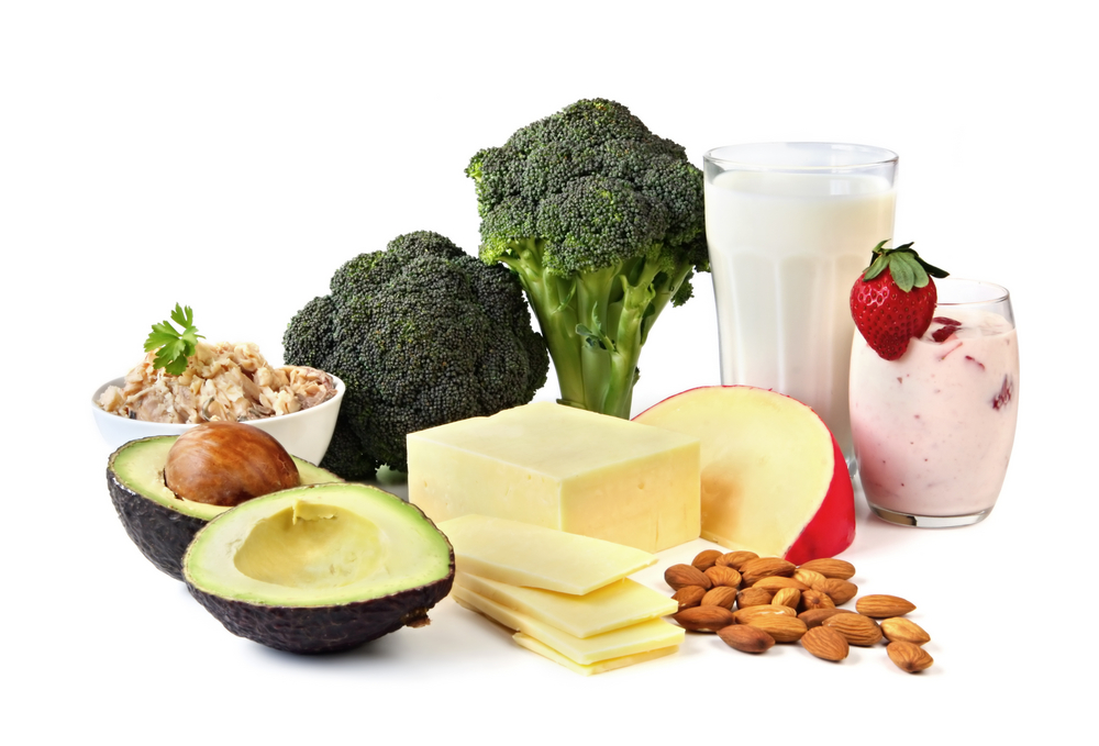 Calcium-in-the-athletic-diet