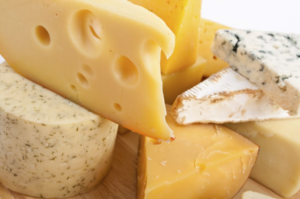 Low-Fat Cheese