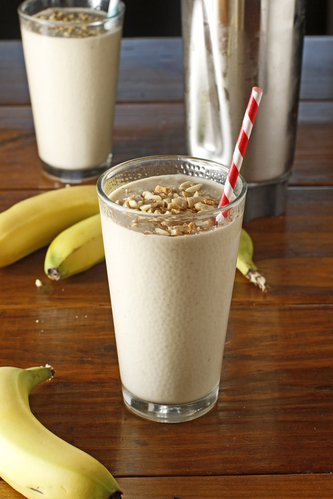 Peanut Butter Banana Smoothi